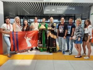 В Уфе завершился девятый национальный чемпионат «Молодые профессионалы» WorldSkills Russia